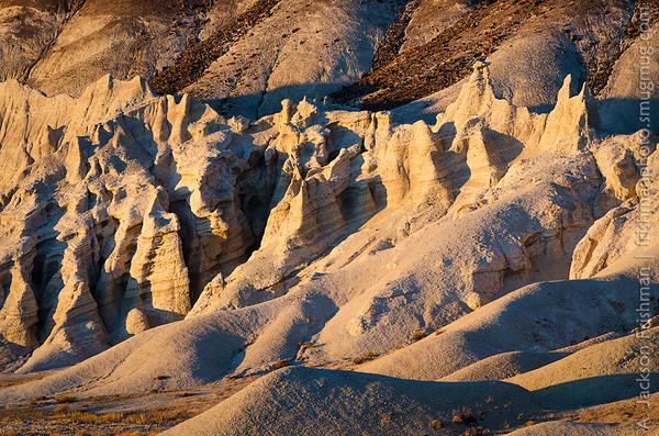Badlands, Esmeralda County, Nevada